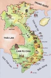 Hãy kể tên một số cửa khẩu quốc tế quan trọng trên đường biên giới của nước ta với các nước Trung Quốc, Lào, Campuchia.