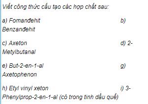 Câu 4 trang 243 SGK Hóa học 11 Nâng cao