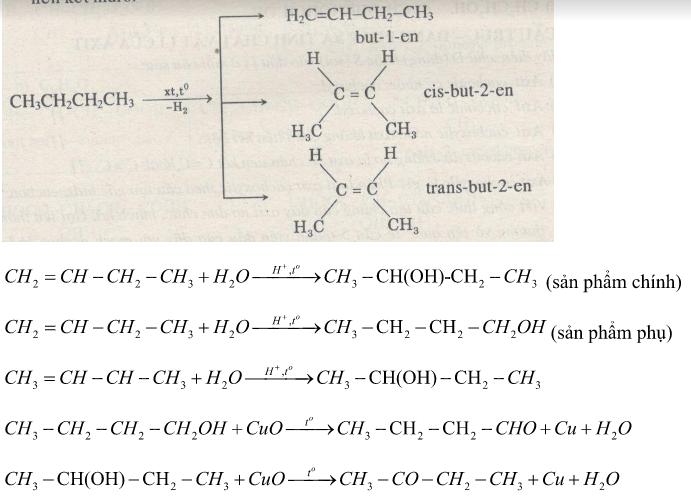 Câu 7 trang 246 SGK Hóa học 11 Nâng cao