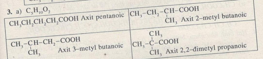 Câu 3 trang 251 SGK Hóa học 11 Nâng cao