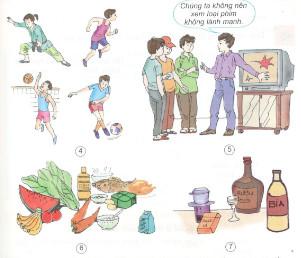Nên làm gì và không nên làm gì để bảo vệ sức khoẻ về thể chất và tinh thần ở tuổi dậy thì ?