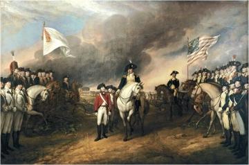 Hãy trình bày diễn biến chính cuộc Chiến tranh giành độc lập của 13 thuộc địa Anh ở Bắc Mĩ.