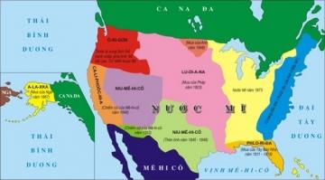 Hãy nêu đặc điểm tình hình nước Mĩ giữa thế kỉ XIX