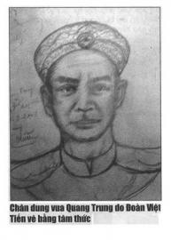 Em biết gì về Nguyễn Huệ - Quang Trung và đánh giá vai trò của ông trong hai cuộc kháng chiến chống Xiêm và chống Thanh ?