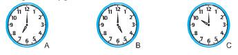 Bài 1, 2, 3, 4 trang 12 sgk toán 2