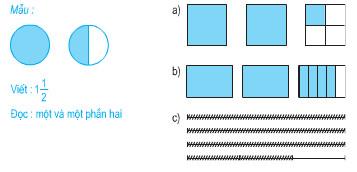 Bài 1 trang 12 sgk toán 5