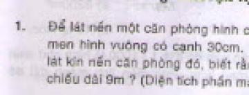 Bài 1, 2 trang 31 sgk toán 5