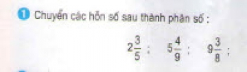 Bài 1 trang 14 sgk toán 5