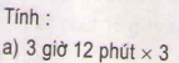 Bài 1 trang 135 sgk toán 5