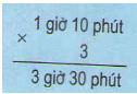 Lý thuyết nhân số đo thời gian với một số