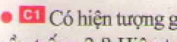 C1 trang 37 sgk Vật lí lớp 7