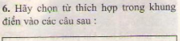 Bài 6 trang 45 sgk vật lý 7