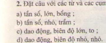 Bài 2 trang 45 sgk vật lý 7