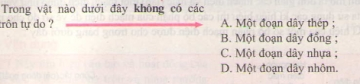 Bài C9 trang 57 sgk vật lý 7