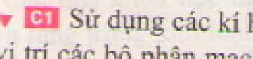 C1 trang 58 sgk Vật lí lớp 7