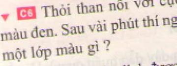 C6 trang 64 sgk Vật lí lớp 7