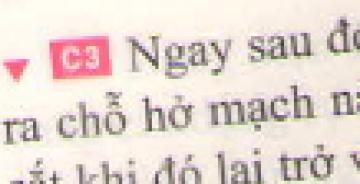 C3 trang 64 sgk Vật lí lớp 7