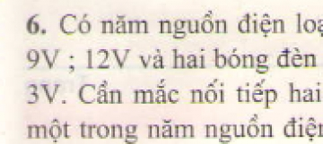 Bài 6 trang 87 sgk vật lí 7