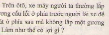 Bài C3 trang 21 sgk vật lý 7