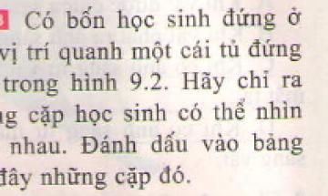 Bài C3 trang 26 sgk vật lý 7