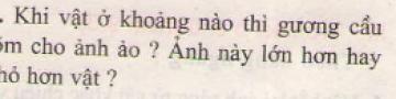 Bài 7 trang 25 sgk vật lý 7